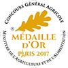Baron de Lisse Merlot rosé 2016 - Or    Concours Général Agricole de Paris 2017