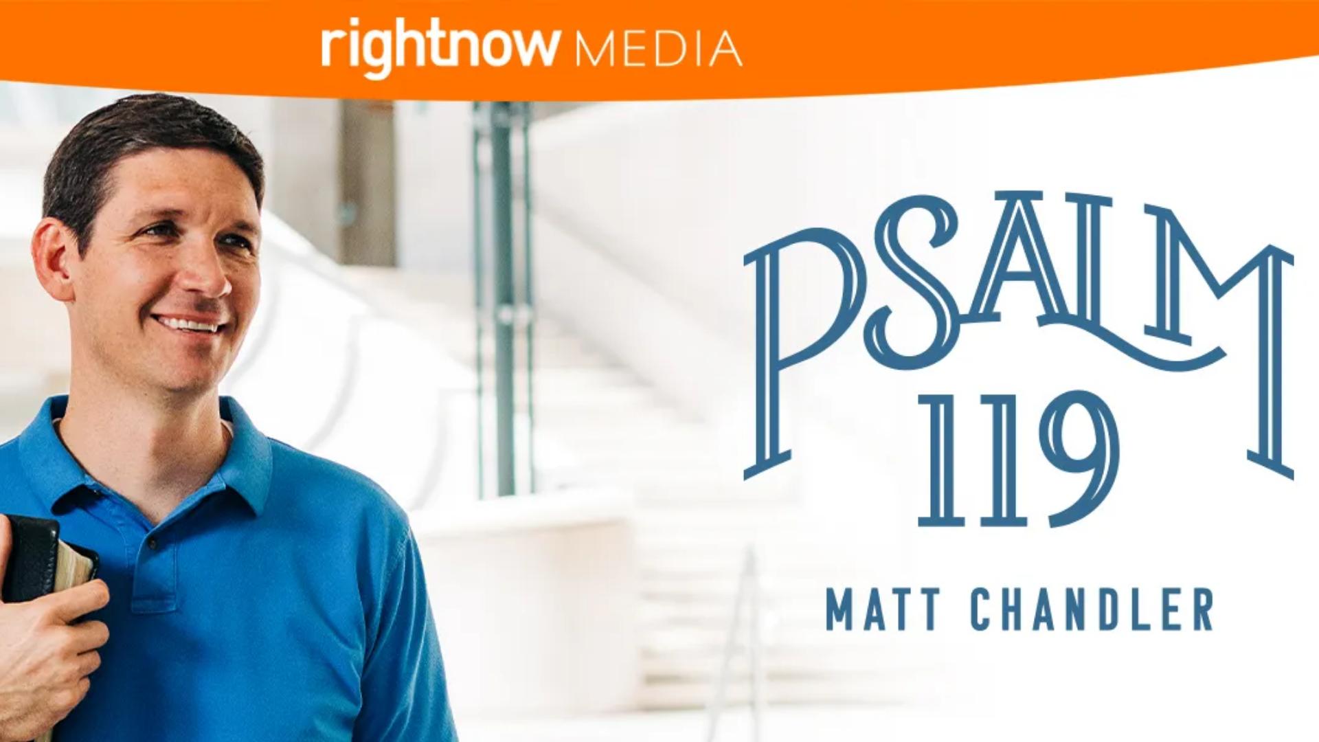Psalm 119 Bible Study
