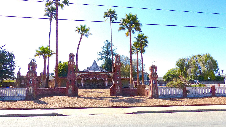 The Court of Mysteries (Redbrickcastle.com)  Yogi Temple, Santa Cruz