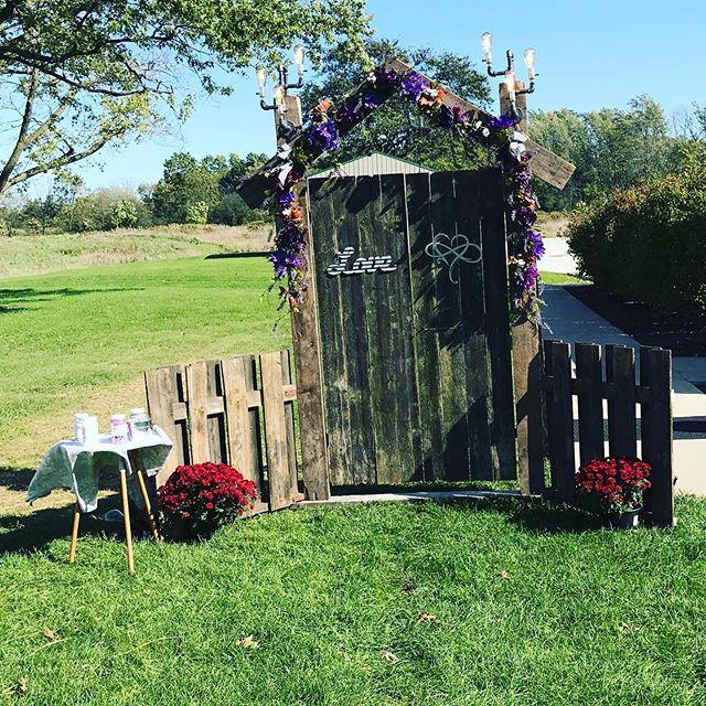 Heidi & Steven's Wedding Ceremony - Creek Bend Nature Center St Charles  #chicagodj #chicagoweddingdj #chicagoeventdj #chicagodanceparty #midwestdj #djlife #weddingchicago #chicagowedding #eventdj #dancepartydj