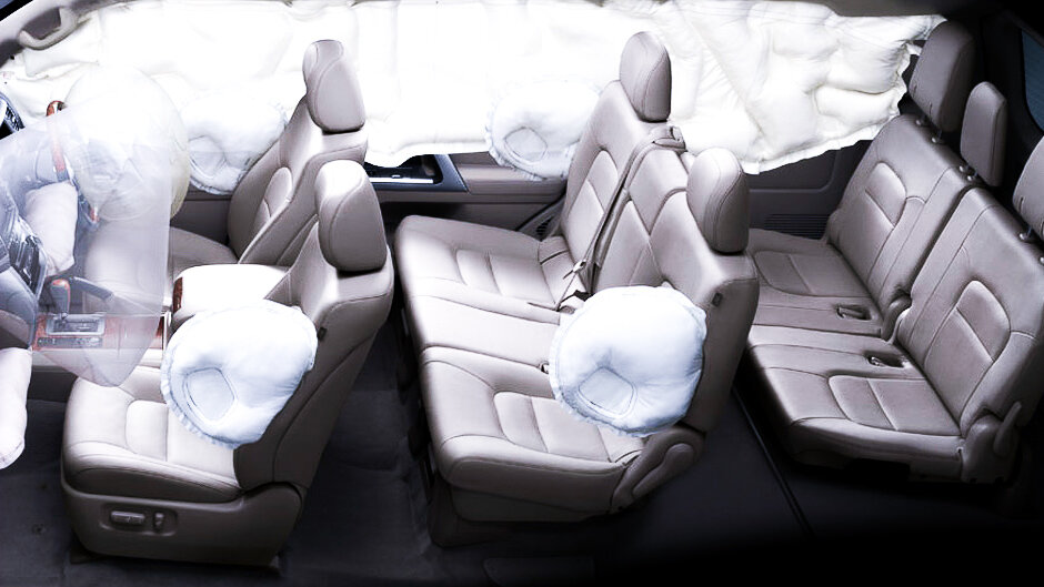 Types of Airbags — State Street Auto Repair
