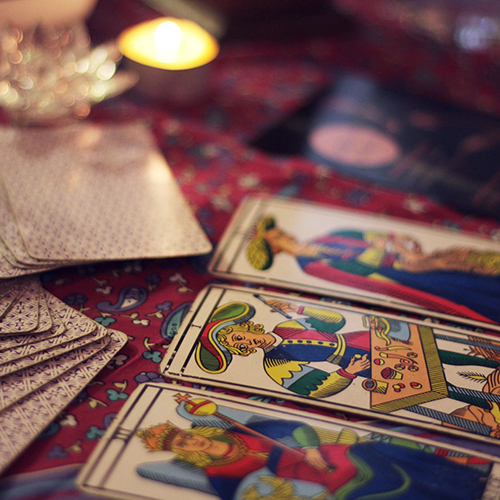 Tarot Readings - Tarot Card readings are very detailed. When receiving a card reading from Ireland she will be using your riders deck. The reading is very in-depth and goes upon many subjects and details of life.