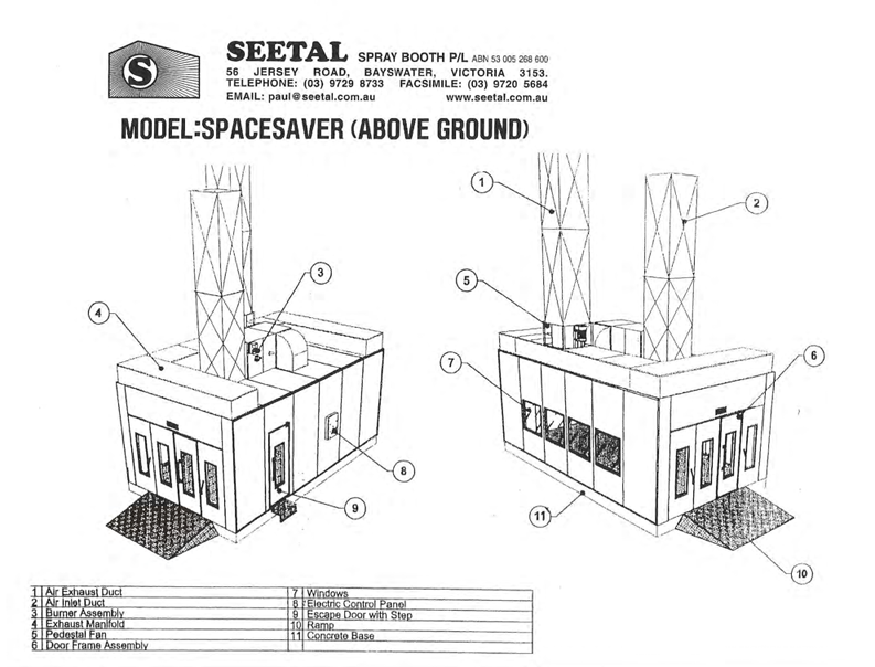 I  U2014 Seetal Spray Booth Service And Compliance