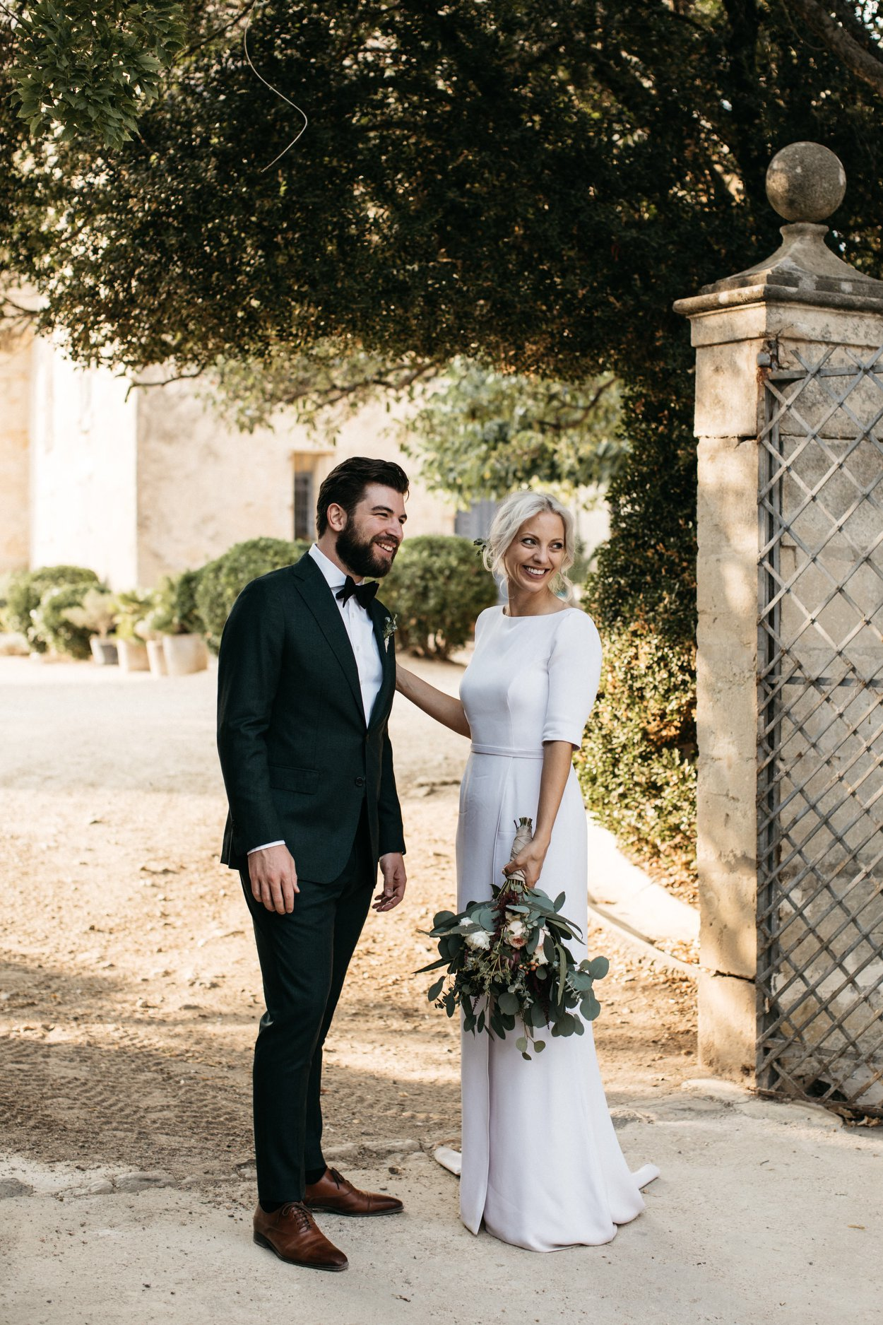 Weddings - We specialise in creating beautiful custom suiting for entire wedding parties. We can guide you expertly through the process, helping to design the perfect wedding suit for your event, whether it be a black tie affair, or a casual beachside wedding.
