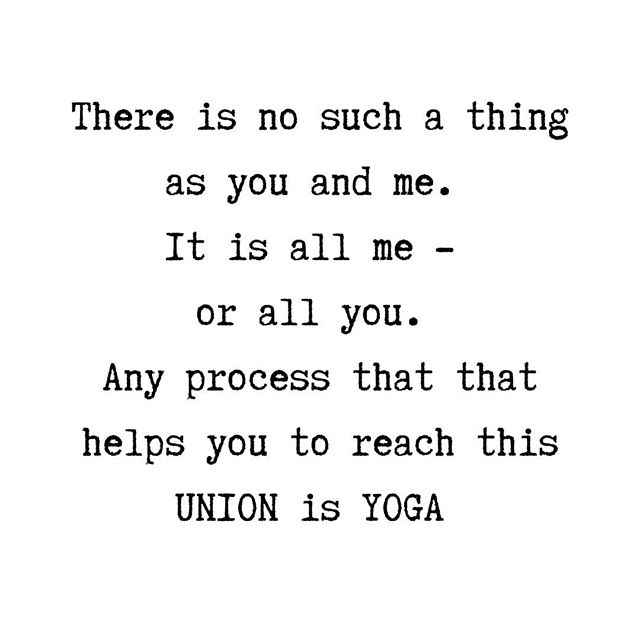 """Literally YOGA mean union. When you are in yoga, it means that in your experience, everything has become one . . . The all point of YOGA is to bring you to an experience wherein, if you sit here, there is no such a thing as """"you"""" and """"me"""". It is all me - or you. Any process that helps you to reach this union is yoga.  #yogameditation #yoga #union #innerengineering #yogafragrance #trouvelequilibregraceauyoga #yogalausanne #yogaeveryblissday"""
