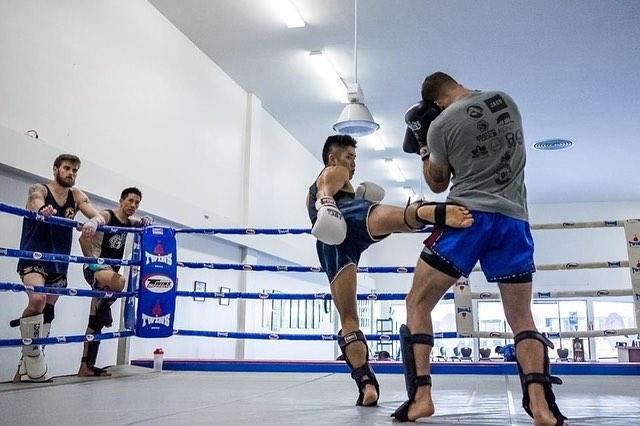 Muay Thai - Foundations, Level 1 & 2