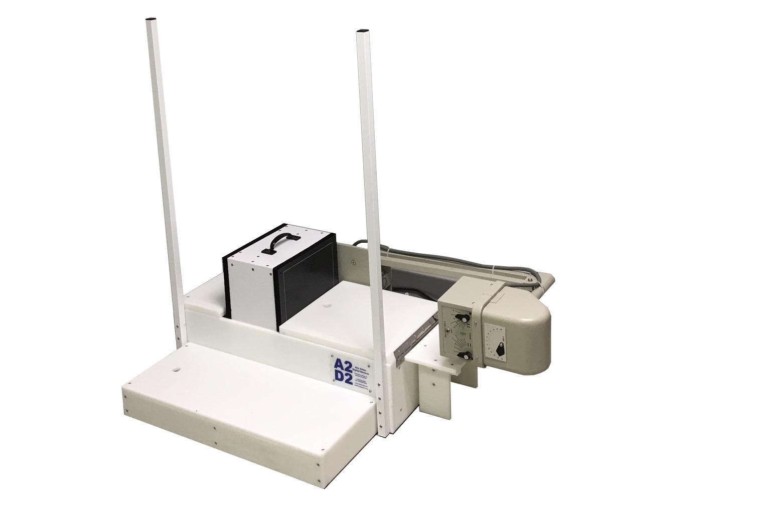 podiatry practice backup digital x-ray