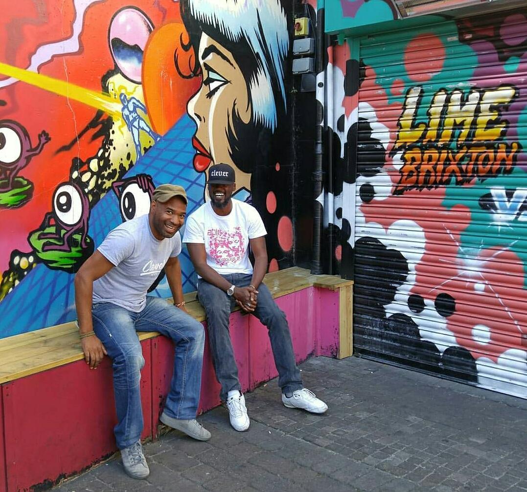 Vince & Molaundo | Brixton