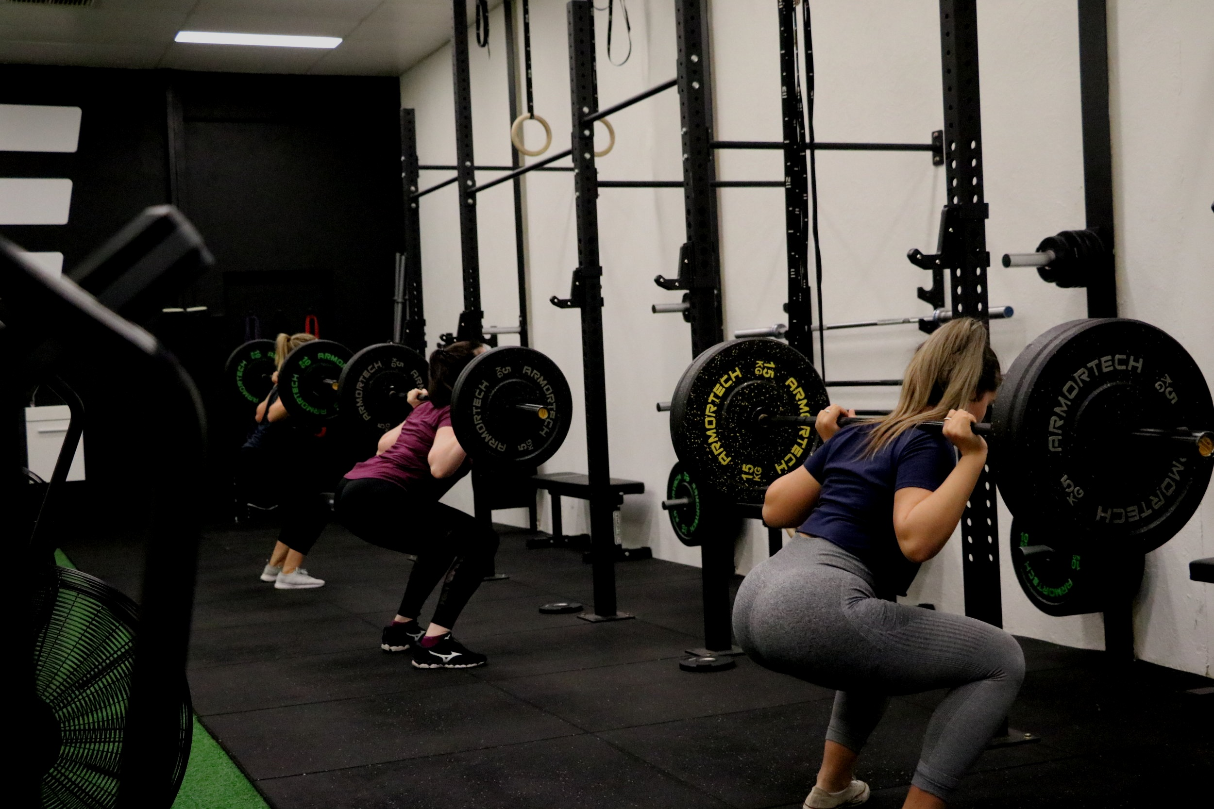 pwr _ (strength) - Strength sessions with purpose. Science based resistance training - for the everyday human.