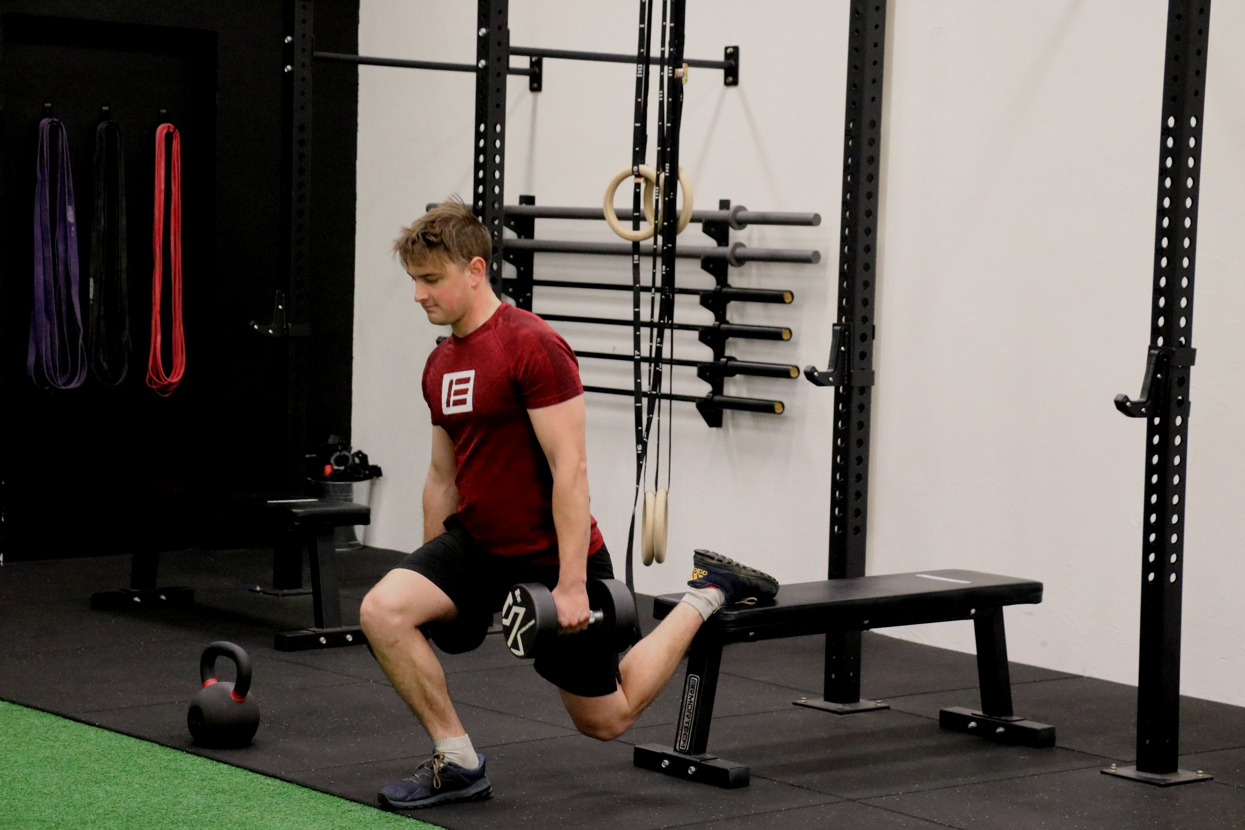 mvmnt _ (movement) - Our bodies were designed to move. Let us show you how to move yours better - using dumbbells, kettlebells and more.