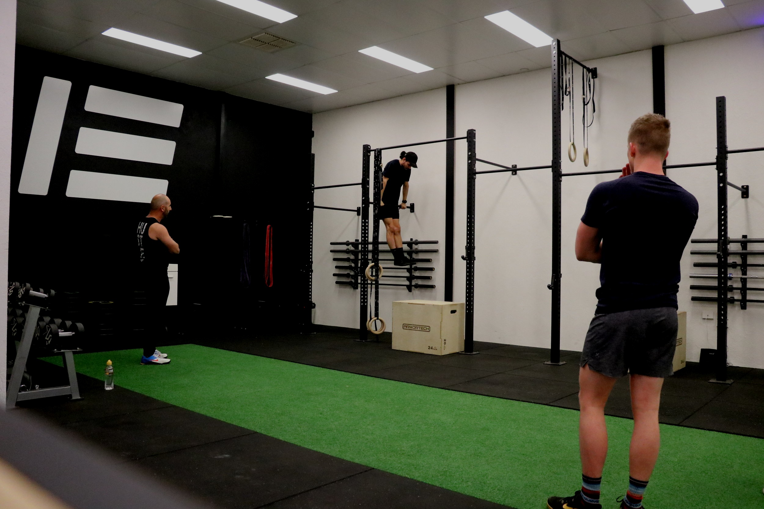 Bseline_(fitness testing) - Used to test you fitness level and gauge improvements. Run monthly, this is a chance to show yourself what you've been putting in the work for.