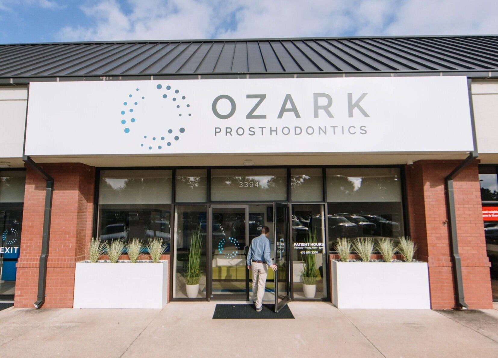 About 2 Ozark Prosthodontics