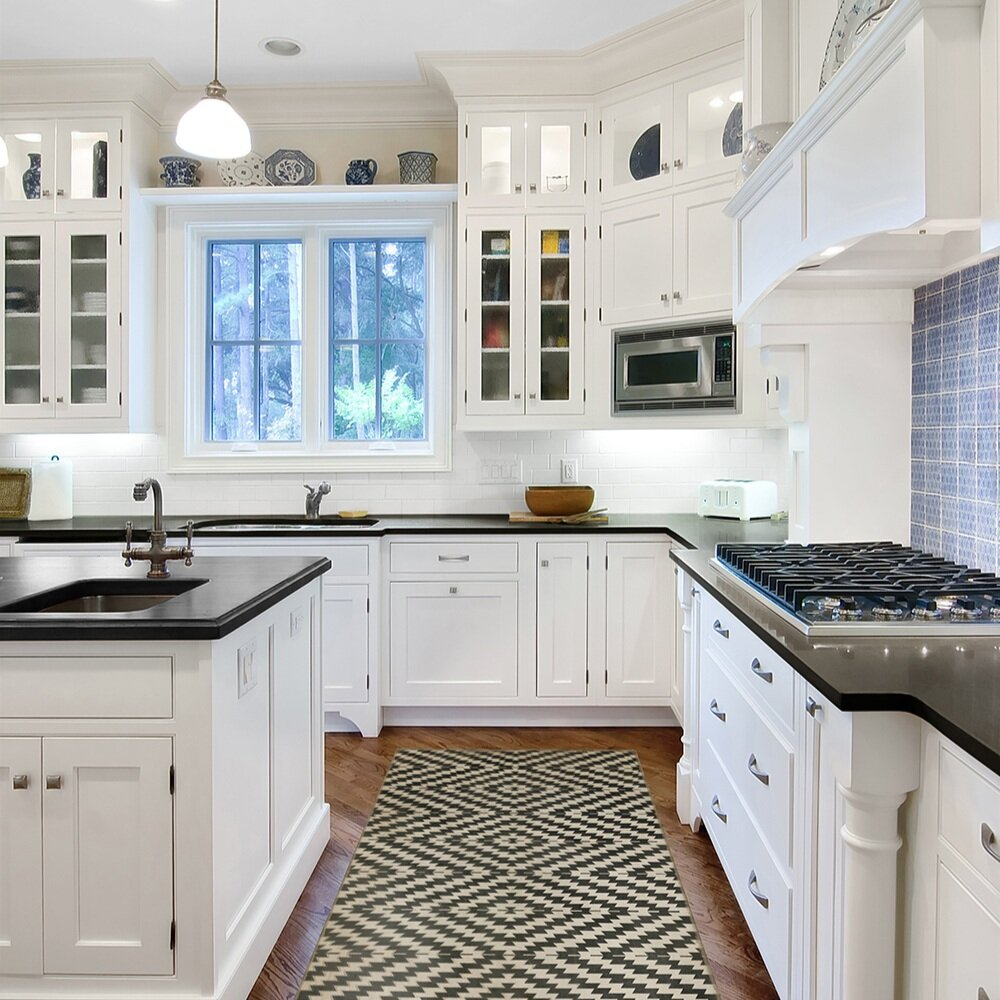 Kitchen & Hearth - Whether you gather at a harvest table with family and friends or steal away an intimate moment in a breakfast nook, connect to the heartbeat of your home.