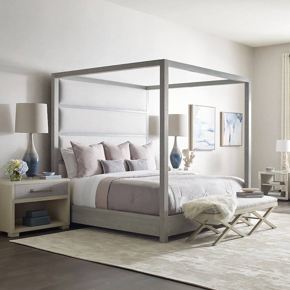 Bed & Bath - Frame your space with furniture that embodies your style. From bamboo sheets to designer bed ensembles, create a luxurious sanctuary where you begin and end each day.