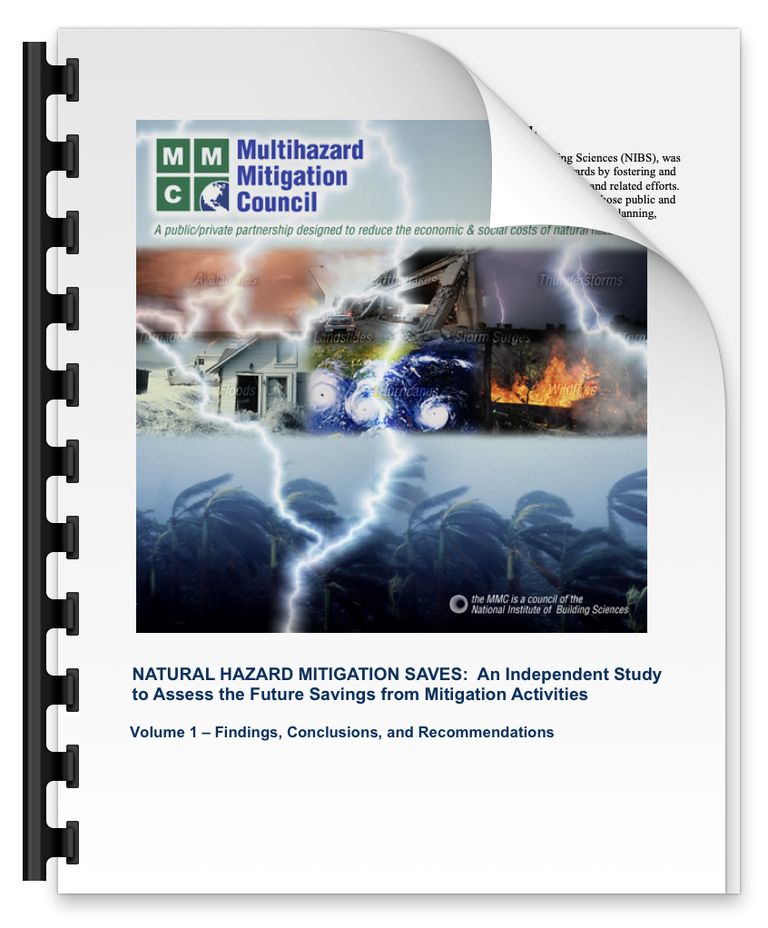 Congressional Report on the Benefit of Mitigation Investment Volume 1