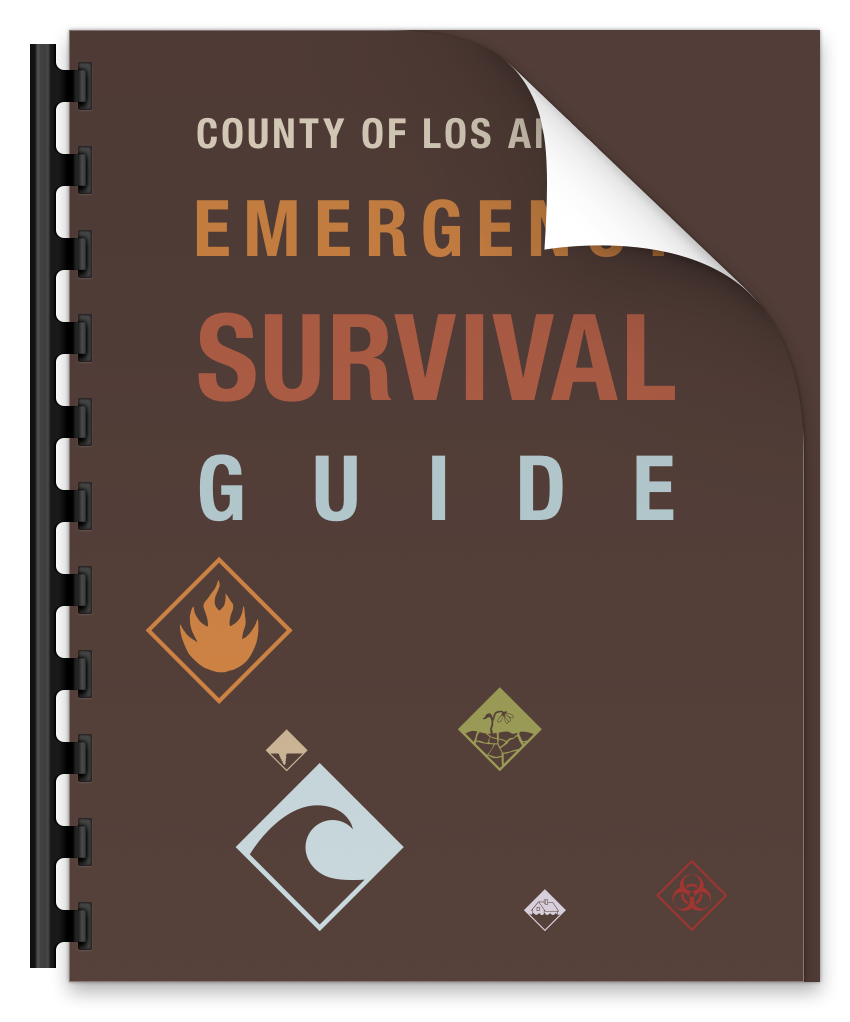 County of Los AngelesEmergency Survival Guide - LA County Office of Emergency Management, 2019