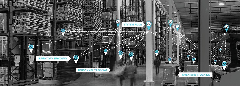 ZeroKey warehouse tracking