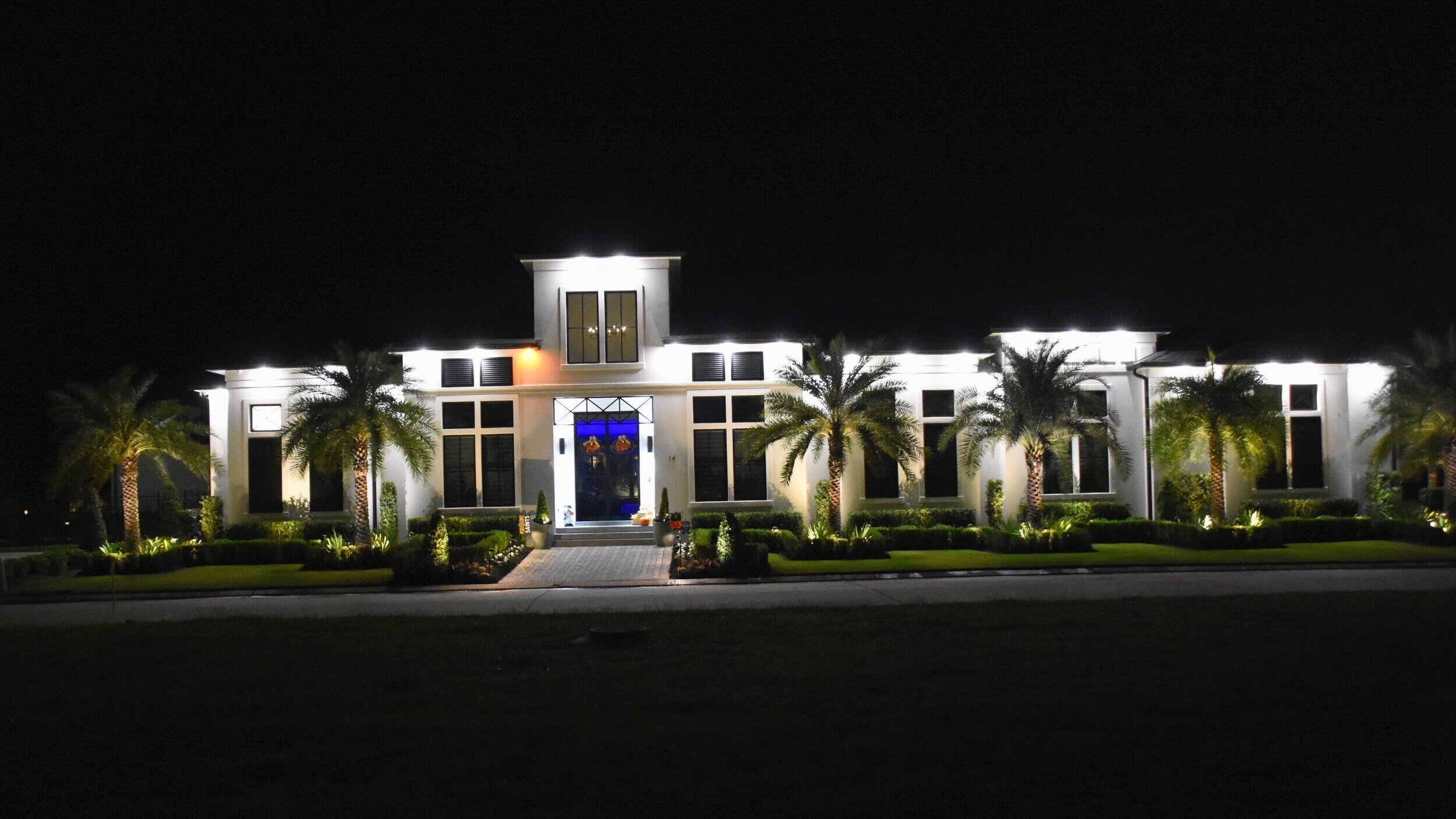 Lighting Curb A Garden Greater New Orleans Landscape Solutions