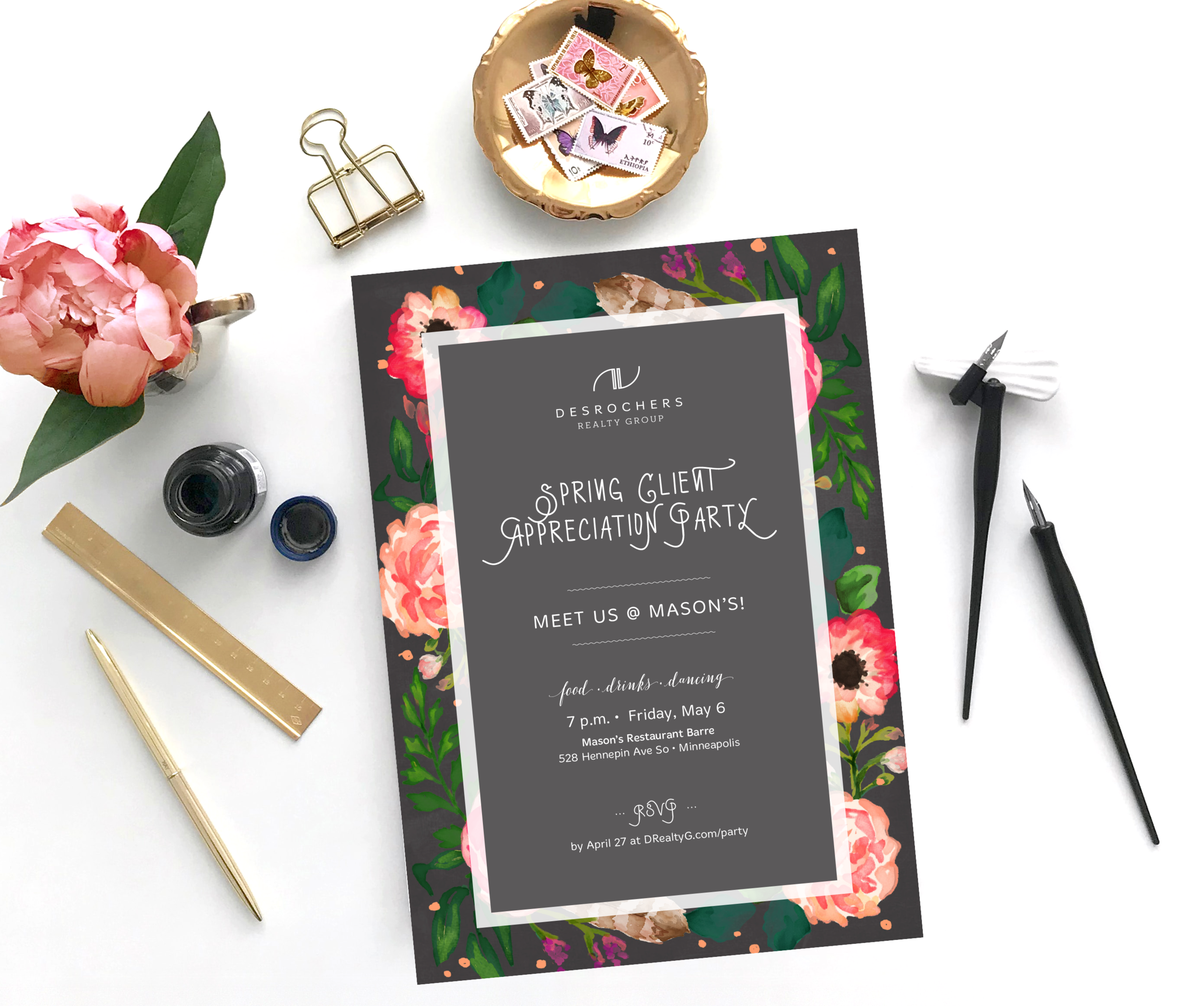 Client Party Invitations