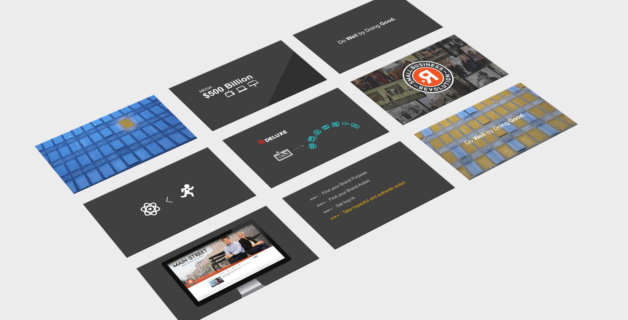 Presentation Design | Amanda Brinkman