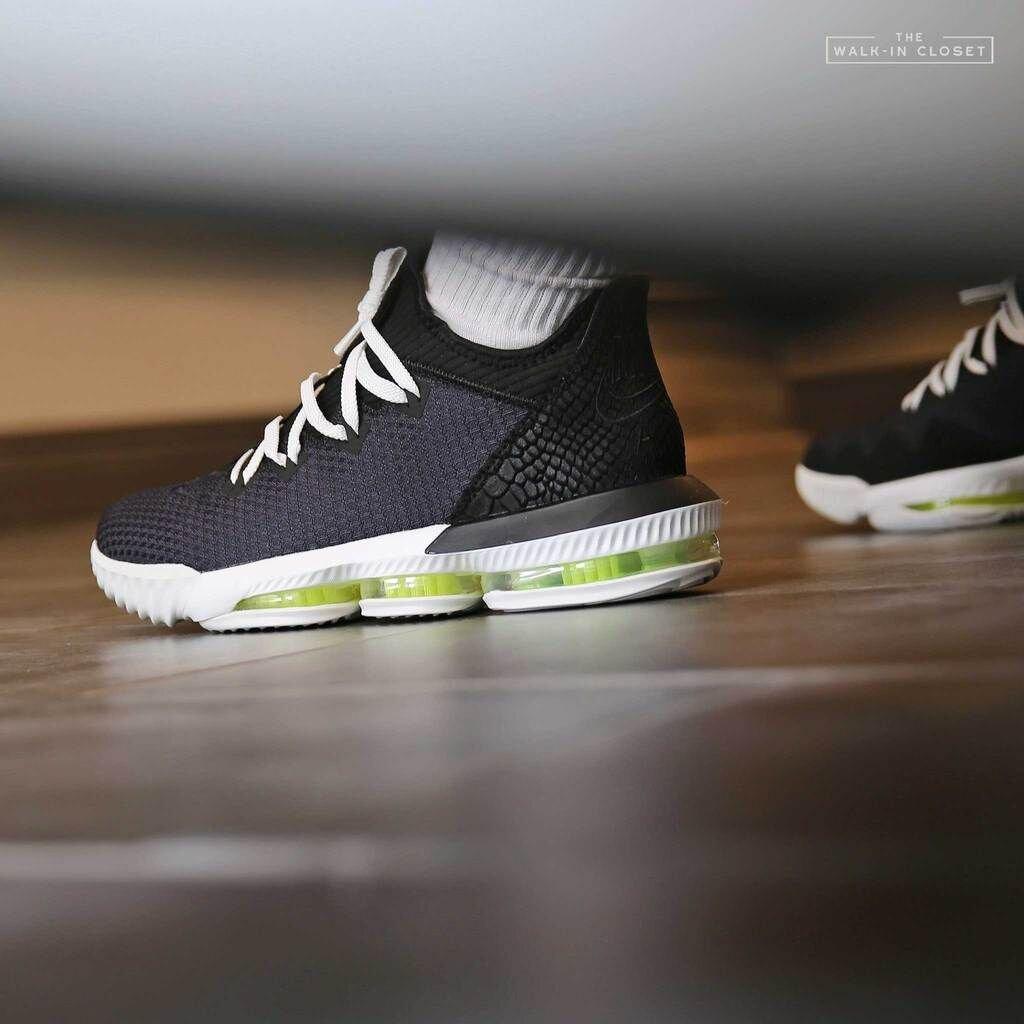Sí misma título fluido  The Nike LeBron 16 Low