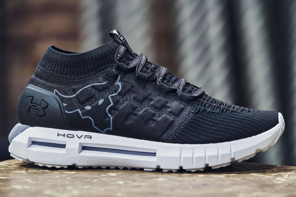 STEAL! Project Rock x Under Armour Hovr