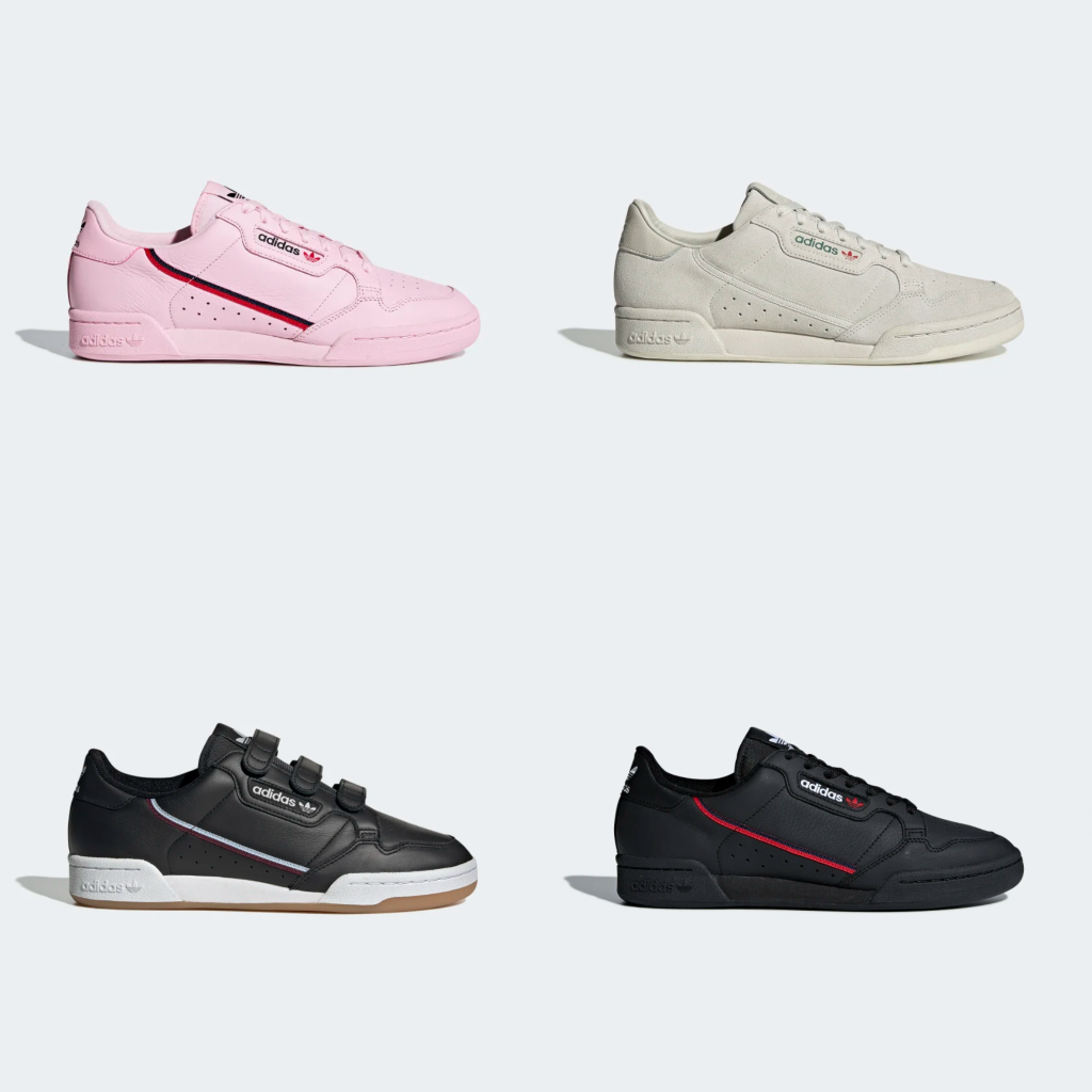 The adidas Continental 80 Is On Sale