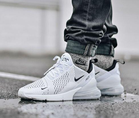 The Nike Air Max 270 \