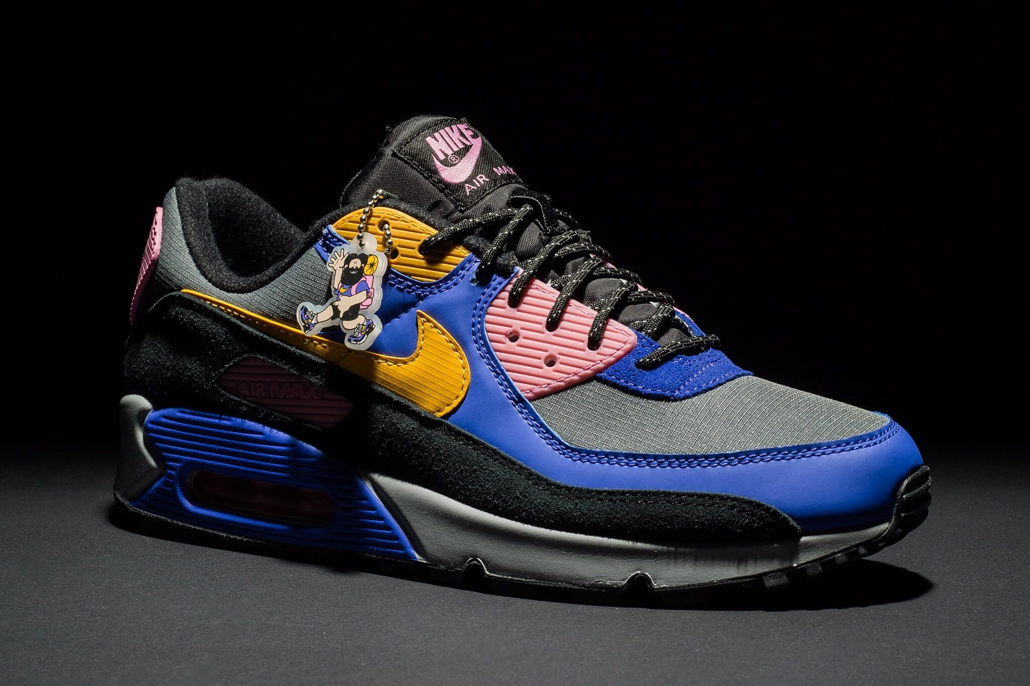 The Nike ACG Air Max 90 Is On Sale For $82.50! </p>                 <!--bof Quantity Discounts table -->                                 <!--eof Quantity Discounts table -->                  <!--bof Product URL -->                                 <!--eof Product URL -->             </div>             <div id=