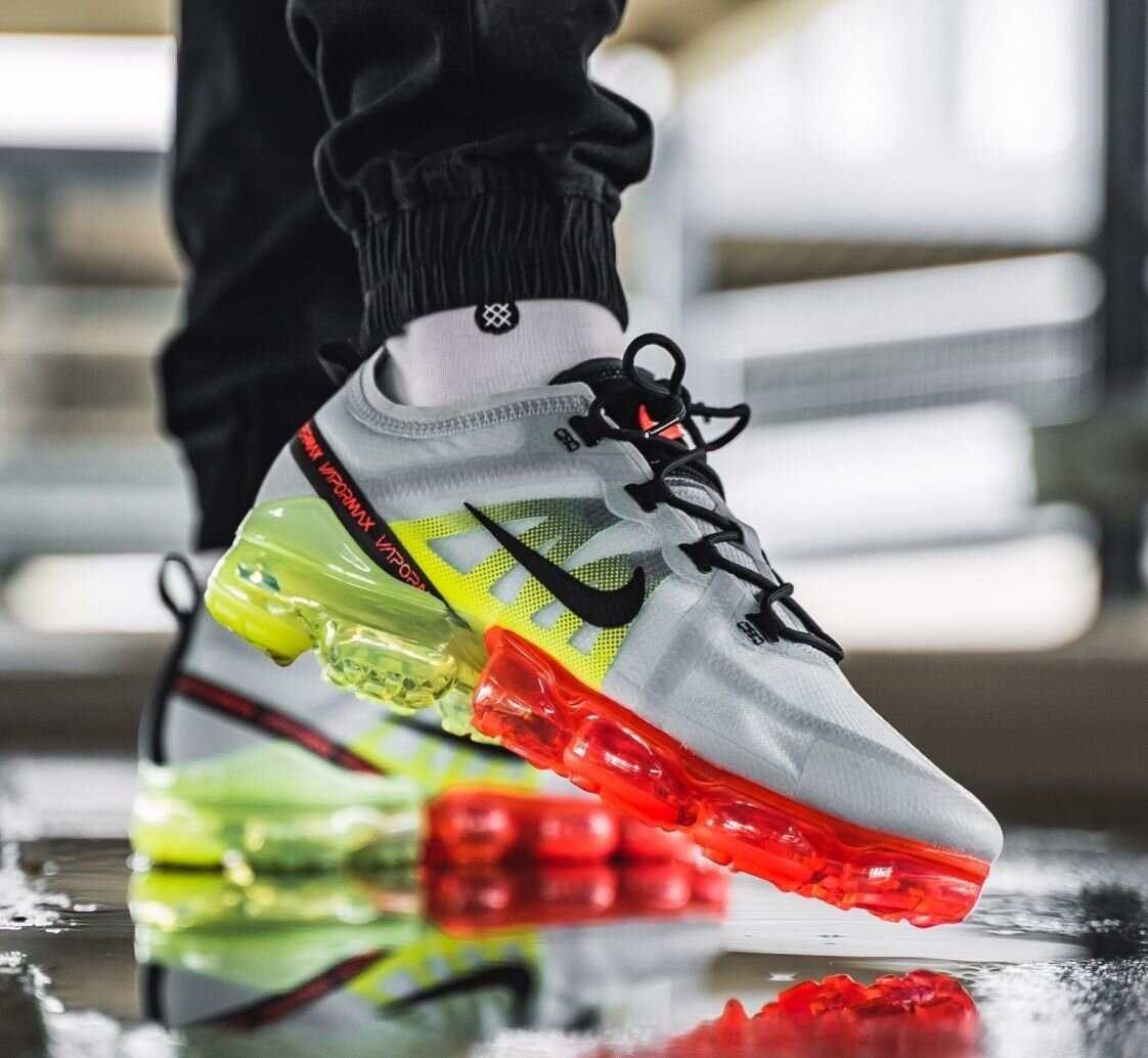 The Nike Air VaporMax 2019