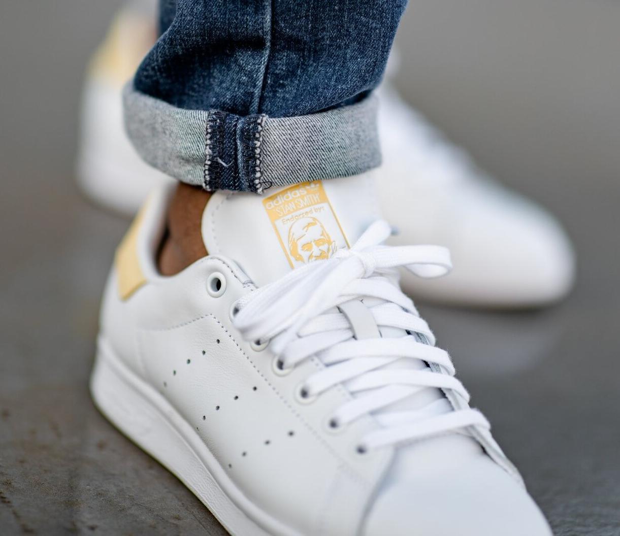 The adidas Stan Smith \