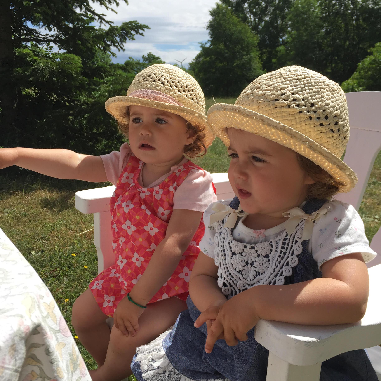 Ilenia and Ilaria