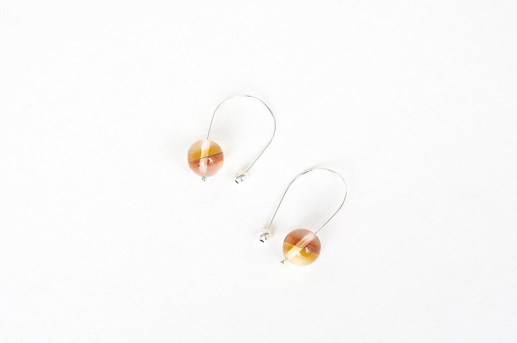Sphere Earrings RG.jpg