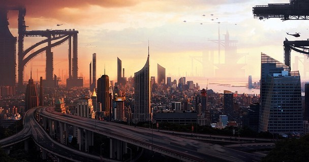 ⋆ SCI FI CITYSCAPE ⋆ 🚀 Took a day trip to the busy Republic of Kaar Lüidh. Boy is it loud there! But beautiful views. - I visited the North Dream Passage and ended up here. The gravity is really heavy and mixed in with the busy lifestyle and dense atmosphere, it's hard to stay here too long. But definitely worth the trip to see their sky high buildings! - 👩🏻💻 @karlierosin || #northdreampassage ||