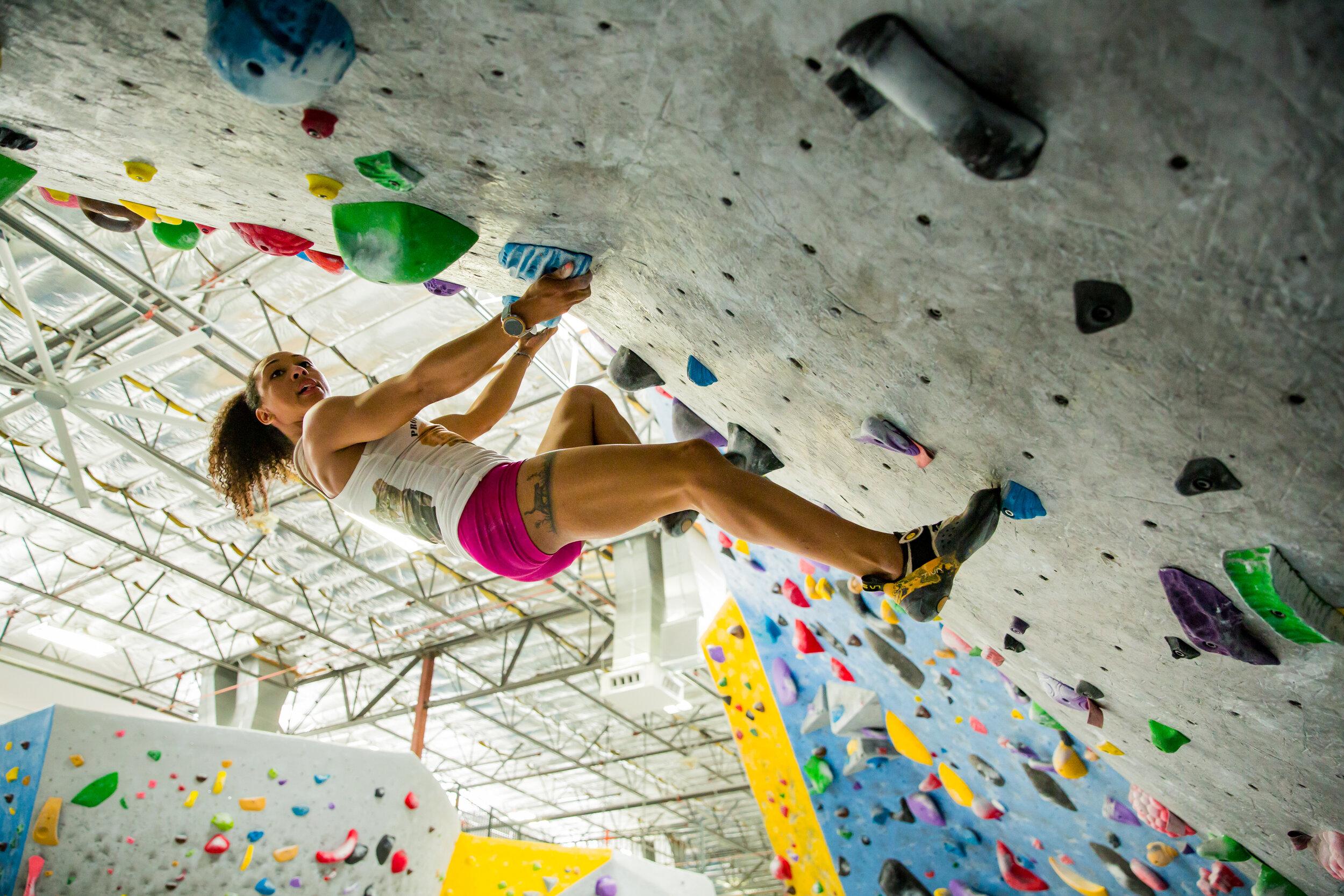 Climbing Gyms - The Refuge: http://climbrefuge.com/Red Rock Climbing Center: https://www.redrockclimbingcenter.com/Origin Climbing and Fitness: https://originclimb.com/Nevada Climbing Center: https://nvclimbing.com/
