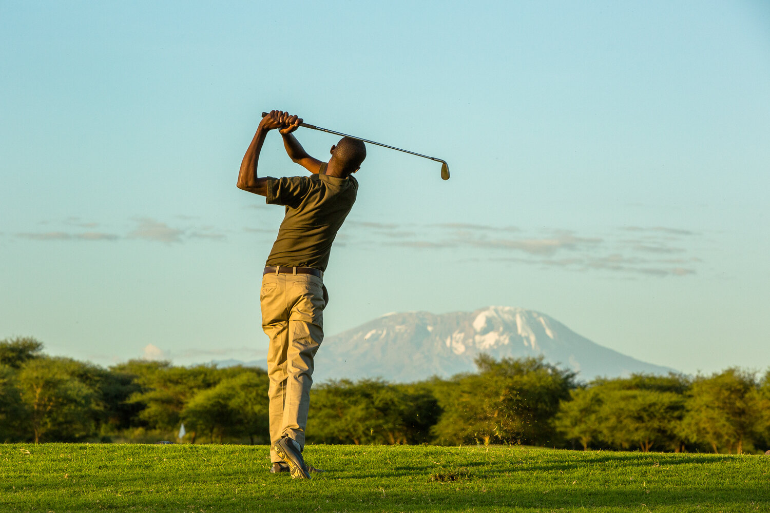 The Kilimanjaro Golf & Wildlife Estate, - home to Tanzania's no. 1 championship golf course, is right on our doorstep! Find out more about the course, the club and its spectacular surroundings.Learn more ➝