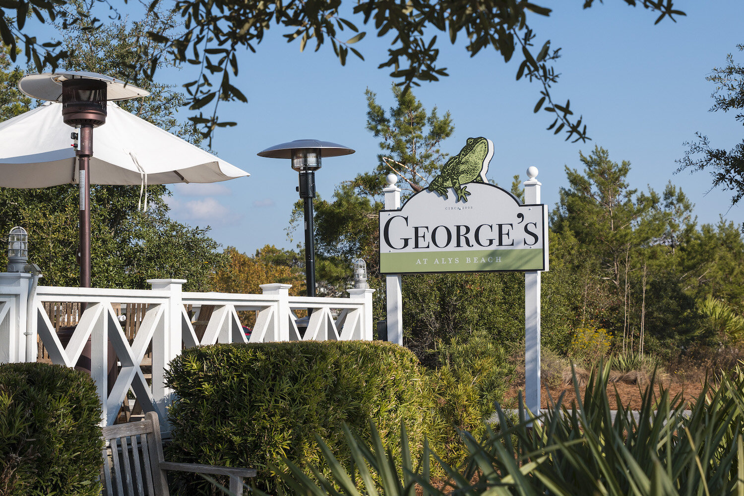 George's is an upscale, casual restaurant bringing regional coastal flair infused with global flavors to the quaint town of Alys Beach, Florida. Dishes are crafted using locally sourced, organic produce and the freshest seafood available. - Behave or Misbehave...