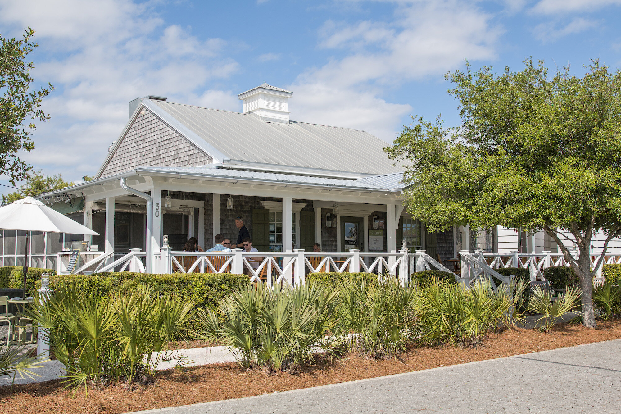 About George S At Alys Beach