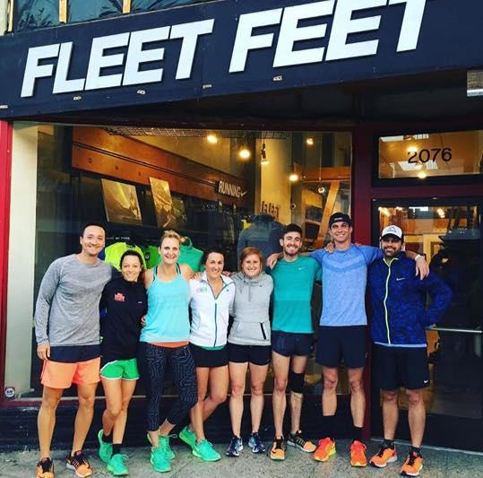 Fleet Feet Inc. — Hi! It's Brett Lamb