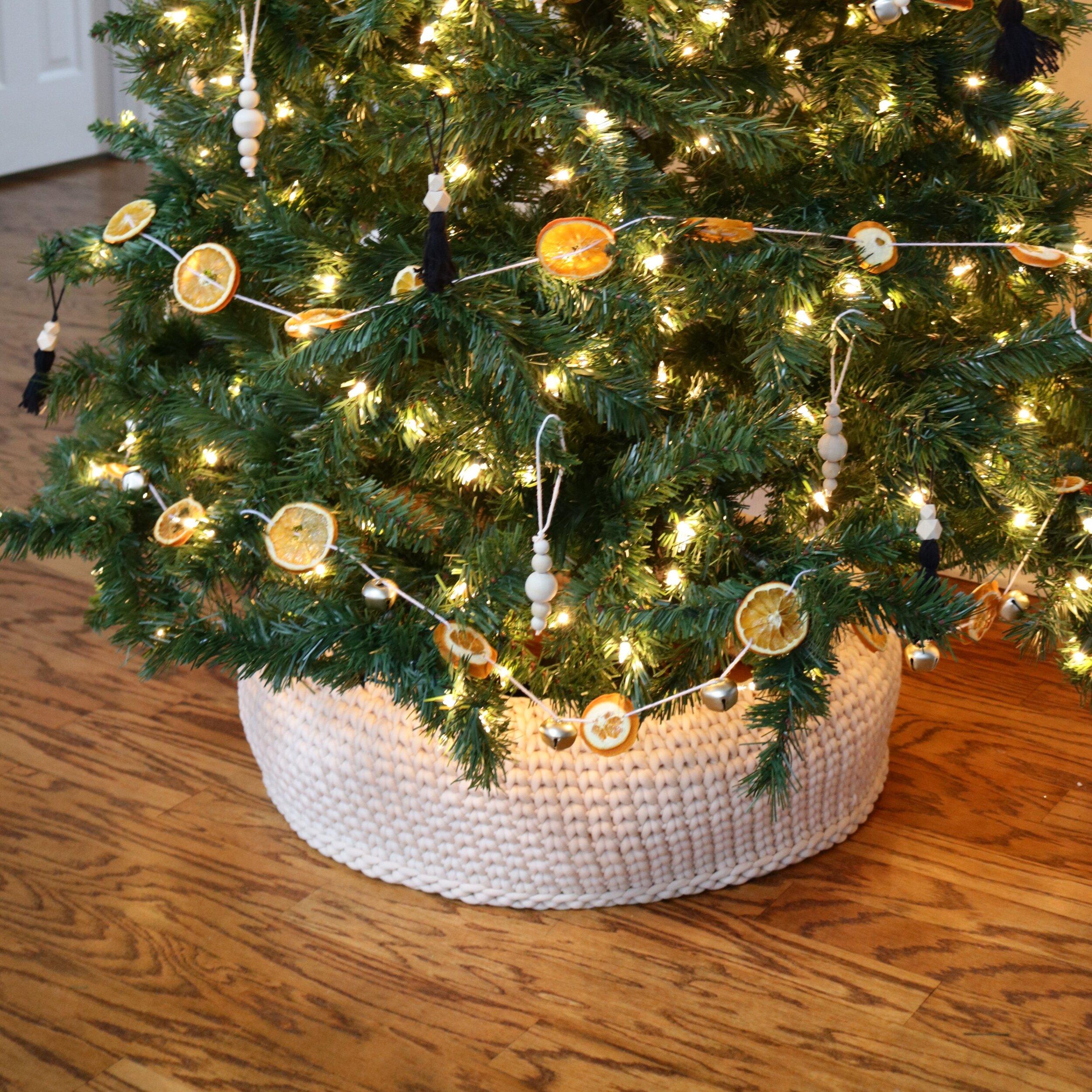 Crochet Tree Collar Cozy Nooks Designs