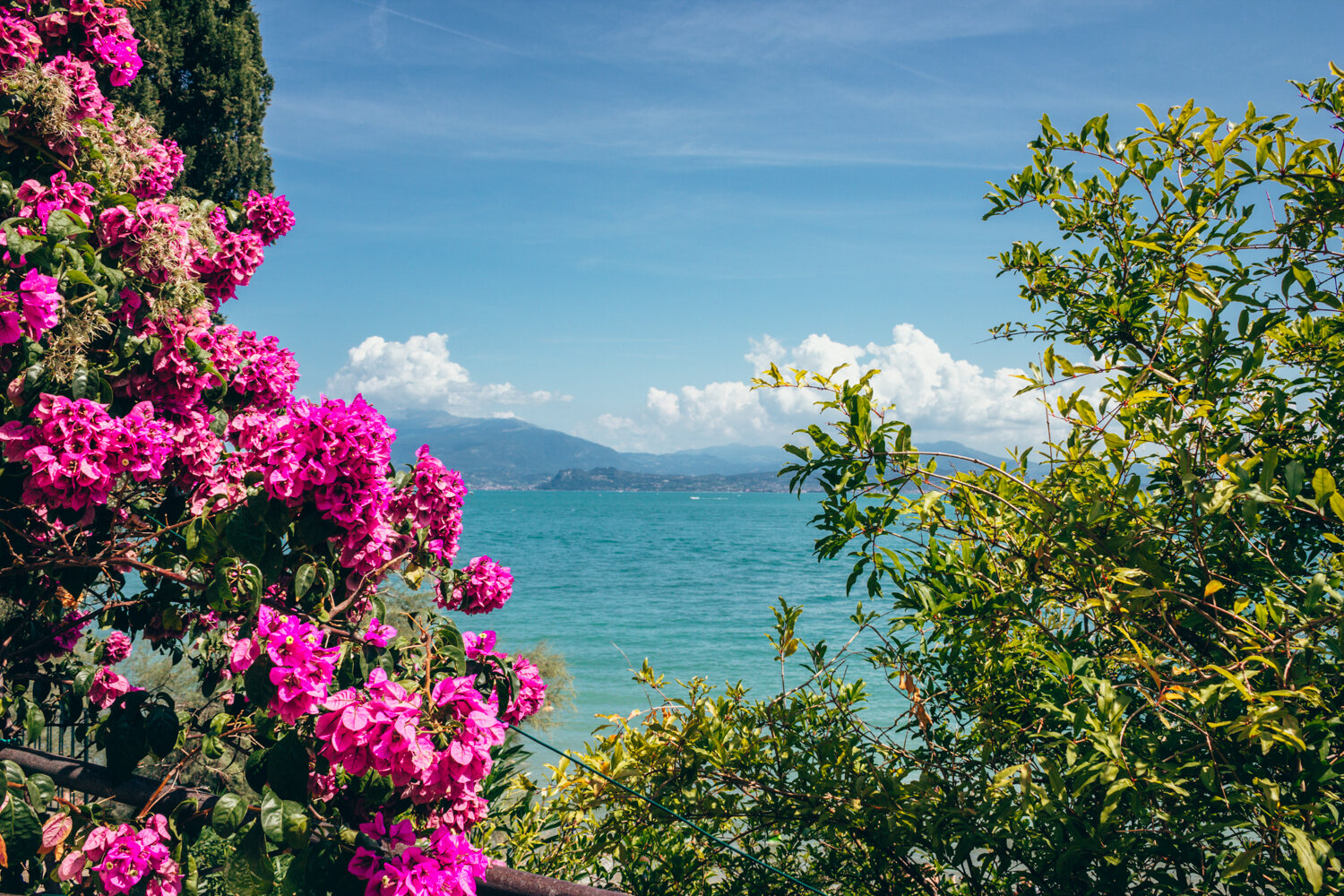 This was the most beautiful place I've even seen. On my latest trip to Italy I went to Lake Garda and it was everything I dreamed of and even more.