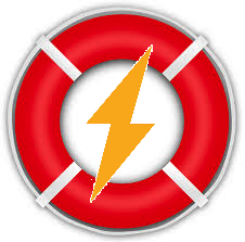life ring with bolt big icon transparent.png