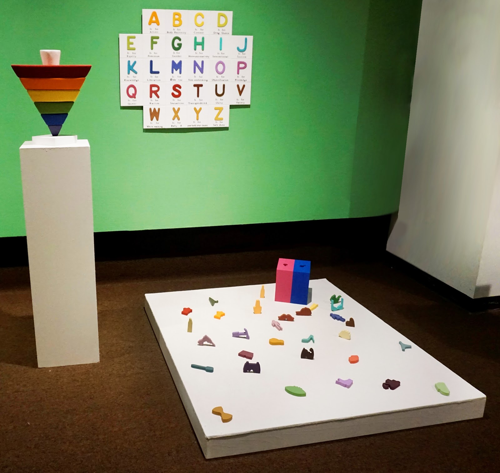 Baby's First Construct – Photo by Vanessa Ervin