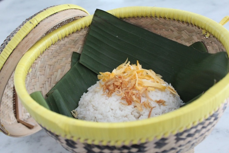Nasi Uduk Betawi Jakarta Fragrant Coconut Rice A Journey Bespoke