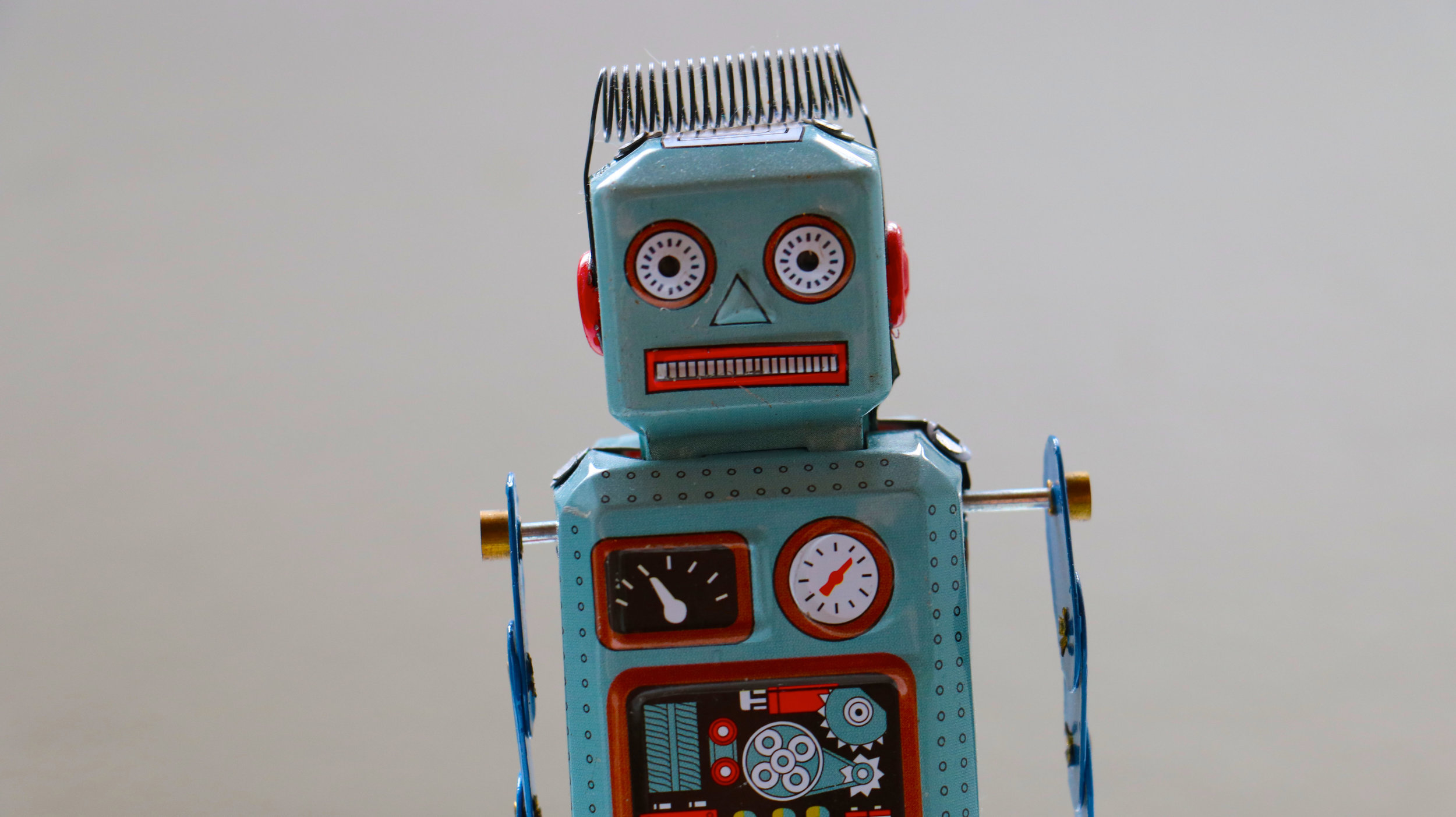 The Robots Are Here to Stay... and We Should Celebrate