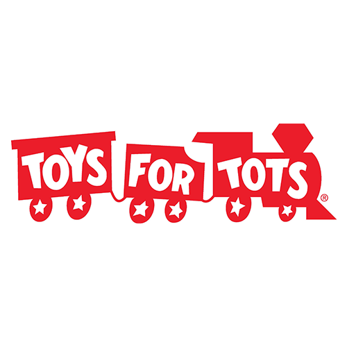 Every Child Deserves Christmas - We are partnering with Toys For Tots to spread some extra Christmas cheer to some deserving children by donating a portion of our proceeds to their worthy cause. Toy donation bins are also on site for daily collection.