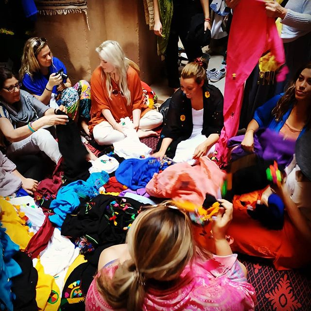 Women's co-operative #femaleempowerment #fairtrade #aroundtheworldbeauty #femaleentrepreneur