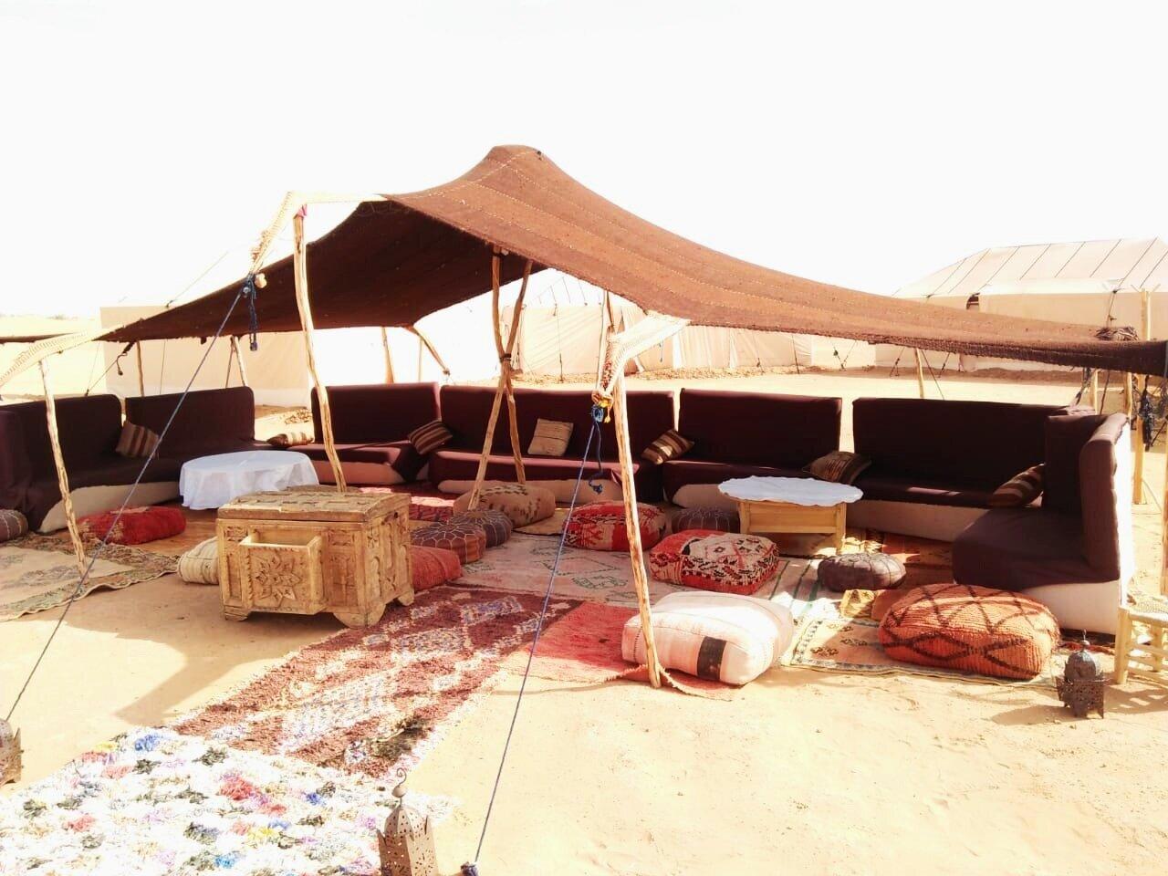 Berber Camp Sahara