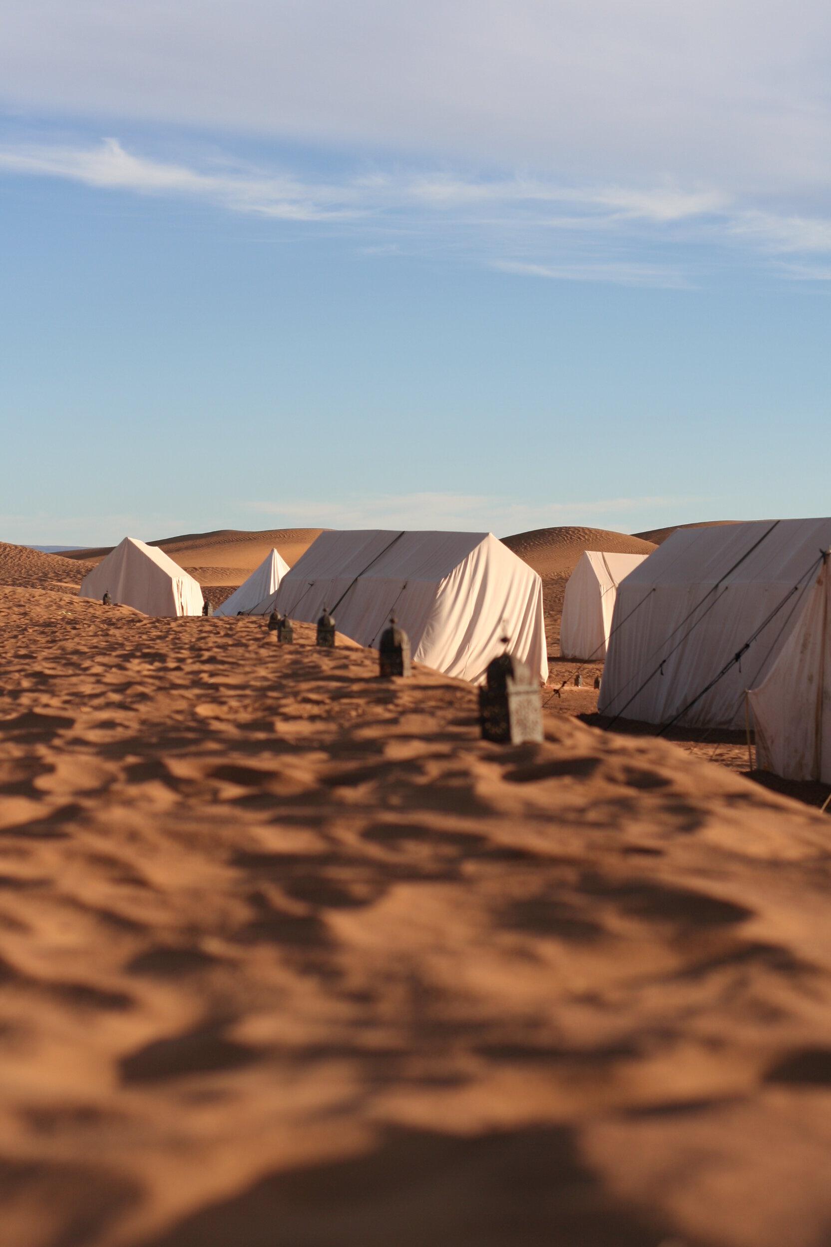 Camp & Rates -