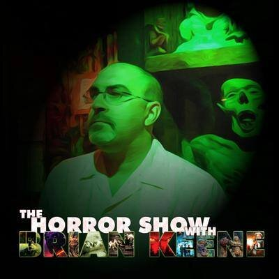 THE HORROR SHOW WITH BRIAN KEENE - A weekly podcast hosted by Brian Keene and Mary SanGiovanni, author and comedian Matt Wildasin, and musician and animator Dave Thomas. Each week Brian, Mary, Matt and Dave (along with occasional co-hosts Phoebe and Dungeonmaster 77.1) discuss the latest news in horror fiction, films, comic books, games and more, along with in-depth interviews with the genre's biggest names!Available for free on iTunes, Spotify, YouTube, Stitcher and all other platforms.